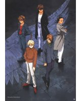 BUY NEW mobile suit gundam wing - 3503 Premium Anime Print Poster