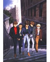 BUY NEW mobile suit gundam wing - 3506 Premium Anime Print Poster