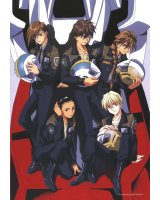 BUY NEW mobile suit gundam wing - 3536 Premium Anime Print Poster
