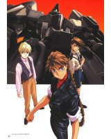 BUY NEW mobile suit gundam wing - 3537 Premium Anime Print Poster
