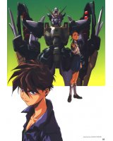 BUY NEW mobile suit gundam wing - 3538 Premium Anime Print Poster