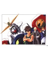 BUY NEW mobile suit gundam wing - 3544 Premium Anime Print Poster