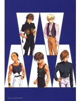 BUY NEW mobile suit gundam wing - 3546 Premium Anime Print Poster
