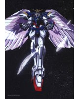 BUY NEW mobile suit gundam wing - 3553 Premium Anime Print Poster