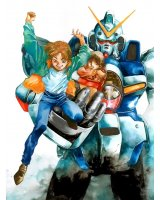 BUY NEW mobile suit victory gundam - 72776 Premium Anime Print Poster
