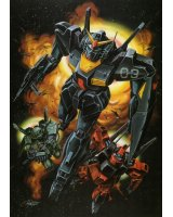 BUY NEW mobile suit zeta gundam - 109249 Premium Anime Print Poster