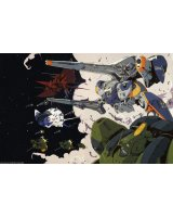 BUY NEW mobile suit zeta gundam - 139643 Premium Anime Print Poster