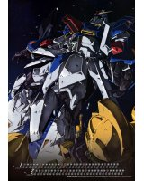 BUY NEW mobile suit zeta gundam - 155186 Premium Anime Print Poster