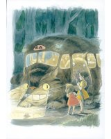 BUY NEW my neighbor totoro - 163148 Premium Anime Print Poster