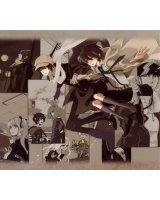 BUY NEW nabari no ou - 184089 Premium Anime Print Poster