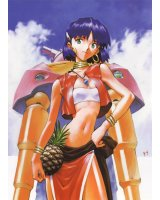 BUY NEW nadia secret of blue water - 127401 Premium Anime Print Poster