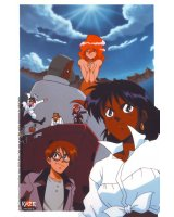 BUY NEW nadia secret of blue water - 132553 Premium Anime Print Poster