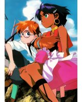 BUY NEW nadia secret of blue water - 14888 Premium Anime Print Poster