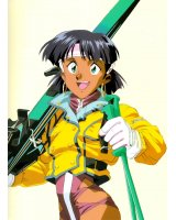 BUY NEW nadia secret of blue water - 150084 Premium Anime Print Poster