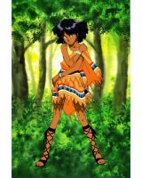 BUY NEW nadia secret of blue water - 15545 Premium Anime Print Poster
