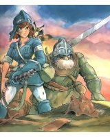 BUY NEW nausicaa valley of the wind - 12205 Premium Anime Print Poster