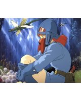 BUY NEW nausicaa valley of the wind - 144788 Premium Anime Print Poster
