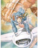 BUY NEW nausicaa valley of the wind - 175074 Premium Anime Print Poster