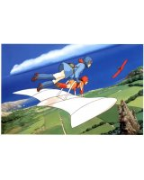 BUY NEW nausicaa valley of the wind - 21084 Premium Anime Print Poster