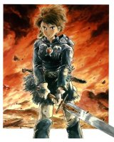 BUY NEW nausicaa valley of the wind - 29276 Premium Anime Print Poster