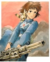 BUY NEW nausicaa valley of the wind - 29466 Premium Anime Print Poster