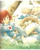BUY NEW nausicaa valley of the wind - 47947 Premium Anime Print Poster