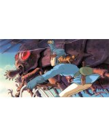 BUY NEW nausicaa valley of the wind - 47948 Premium Anime Print Poster