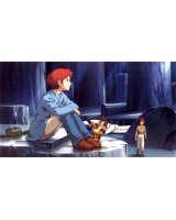 BUY NEW nausicaa valley of the wind - 53705 Premium Anime Print Poster