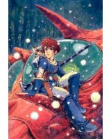 BUY NEW nausicaa valley of the wind - 59976 Premium Anime Print Poster
