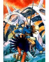BUY NEW nausicaa valley of the wind - 63227 Premium Anime Print Poster