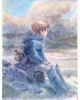 BUY NEW nausicaa valley of the wind - 63228 Premium Anime Print Poster