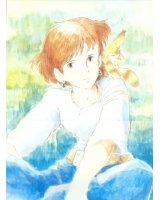 BUY NEW nausicaa valley of the wind - 63230 Premium Anime Print Poster