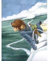 BUY NEW nausicaa valley of the wind - 68824 Premium Anime Print Poster