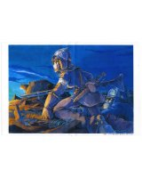 BUY NEW nausicaa valley of the wind - 71883 Premium Anime Print Poster