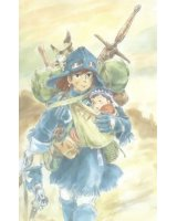 BUY NEW nausicaa valley of the wind - 88805 Premium Anime Print Poster
