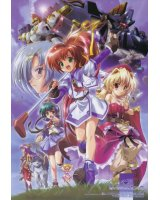 BUY NEW neosphere of the deep blue sky - 92765 Premium Anime Print Poster