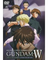 new mobile report gundam wing - 158343