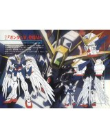 BUY NEW new mobile report gundam wing - 173890 Premium Anime Print Poster