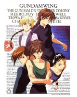 new mobile report gundam wing - 180125