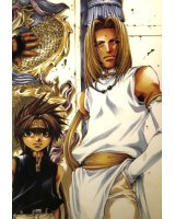BUY NEW 2x2 shinobuden - 30174 Premium Anime Print Poster