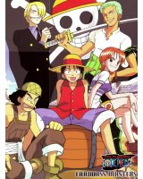 BUY NEW one piece - 101823 Premium Anime Print Poster
