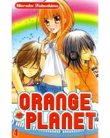 BUY NEW orange planet - 191559 Premium Anime Print Poster