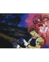 BUY NEW outlaw star - 147658 Premium Anime Print Poster
