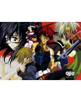 BUY NEW outlaw star - 84541 Premium Anime Print Poster