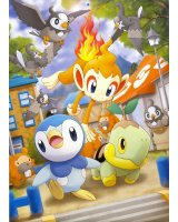 BUY NEW pokemon - 118588 Premium Anime Print Poster