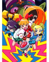 BUY NEW powerpuff girls z - 114807 Premium Anime Print Poster