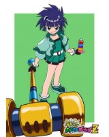 BUY NEW powerpuff girls z - 126443 Premium Anime Print Poster