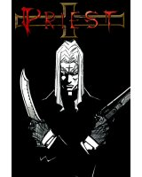 BUY NEW priest - 90299 Premium Anime Print Poster