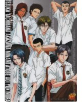 BUY NEW prince of tennis - 105612 Premium Anime Print Poster