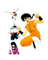 BUY NEW ranma - 10250 Premium Anime Print Poster